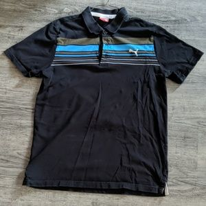 Men's Md Puma Sport Lifestyle Polo